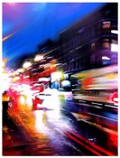 Image of 'Rush' - Original painting on canvas