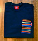 "Image of ""Stripe"" Pocket Tee."
