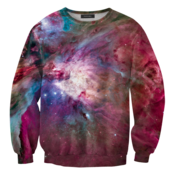 Image of Pink nebula sweater