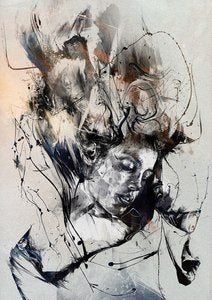 Image of 'MADRE' BY RUSS MILLS (AKA) BYROGLYPHICS