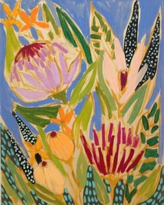 Image of 11x14 Flowers for Alice