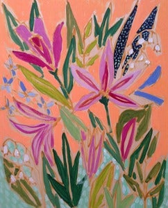 Image of 16x20 Flowers for Vayes