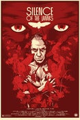 Image of Silence of the Lambs - Screen Printed Poster