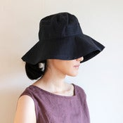 Image of Fog Linen Sun Hat
