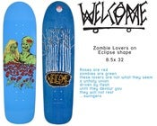 Image of Zombie Love on 8.5 Eclipse