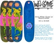 Image of Chris Miller Guest 8.5 Moontrimmer Shape