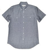 Image of Ink Dobby Chambray SS Reilley Shirt