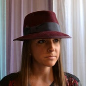 Image of Winter Fedora ($260)