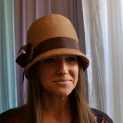 Image of Braid hat $240 - NEW
