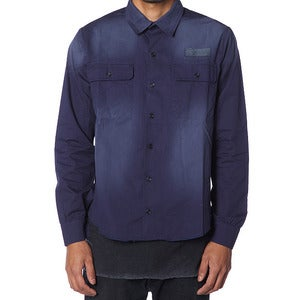 Image of WORK SHIRT | NAVY