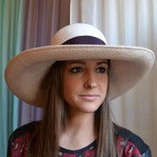 Image of wide brim beach hats ($175) - NEW