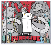 Image of PUNCHLINE<br><i>Politefully Dead</i><br>CD [ltd. 1000]