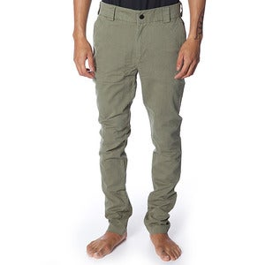 Image of MILITARY CHINO | ARMY GREEN
