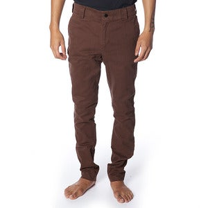 Image of MILITARY CHINO | BROWN