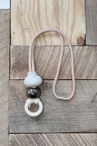 Image of Object & Totem  Doorknocker Necklace Cove