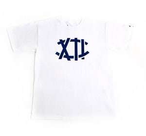 Image of The XII Tee in White