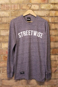 Image of STREETWISE LONG SLEEVE T-SHIRT