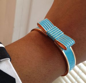 Image of Sky Blue Metal Bangle