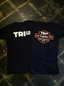 Image of TRI CO T SHIRTS