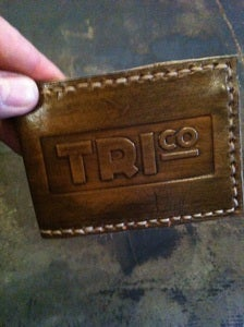 Image of TRI CO BILL FOLD WALLETS