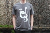 Image of T-shirt 'Phil Morgan' design (Grey)