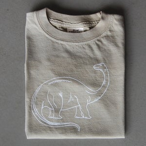 Image of Apatosaurus Children's Tee