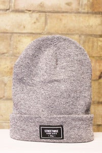 Image of STREETWISE GREY BEANIE