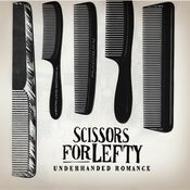 "Image of Scissors For Lefty - ""Underhanded Romance"" CD"