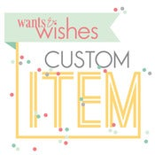 Image of Custom invitations