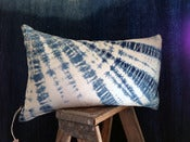 Image of Shibori pillow 2