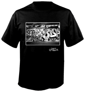 Image of LG BMX T-Shirt Graffiti