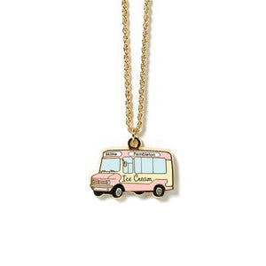 Image of Ice Cream Van Necklace