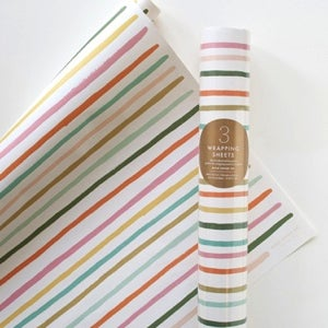 Image of Papel de regalo - Arcoiris