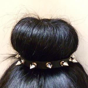 Image of Studded Bun Accessory