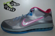 Image of Nike LeBron 9 Low &quot;Fireberry&quot;