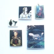 Image of Sale Lot 334: 5 x Fairytale in Wonderland Pendants