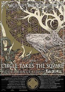 Image of CIRCLE TAKES THE SQUARE / FULL OF HELL / CODE ORANGE KIDS / PARISO, UNDERWORLD, LONDON TICKETS