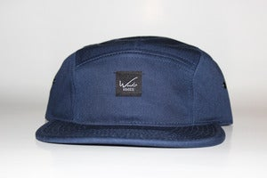 Image of Easy Script 5 Panel in Navy