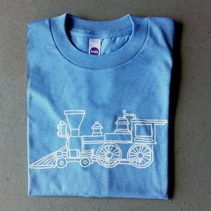 Image of Steam Engine Children's Tee