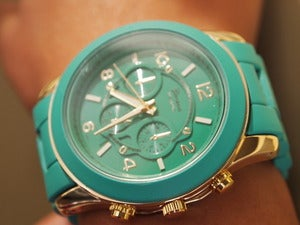 Image of Turquoise Watch