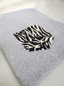Image of Zebra Pocket Tee