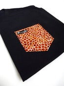 Image of Giraffe Pocket Tee Unisex