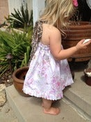 Image of Shabby Roses Leopard Sundress