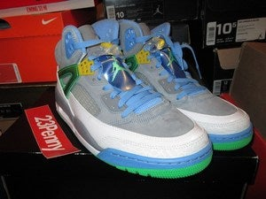 Image of Air Jordan Spiz'ike &quot;Easter&quot; 