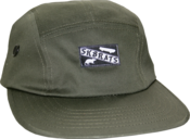 Image of SK8RATS 5 Panel (Green)