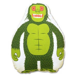 Image of Sasquatch Plush