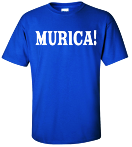 Image of MURICA! T-SHIRT