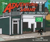 Image of <i>The Adventures of Sammy the Wonder Dachshund</i> and <i> Sammy on Safari </i><br>Jonathan Miller<