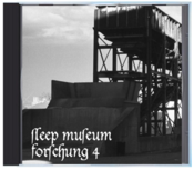 "Image of B!166 Sleep Museum ""Forschung 4"" CD"