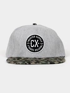 Image of TRUSTED SNAPBACK